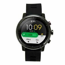 Xiaomi Amazfit Stratos 2 22mm Silicone Case Black Smart Watch - (UYG4048RT)