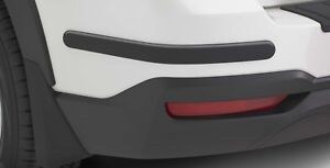 2009-2020 Subaru Legacy & Forester Rear Bumper Corner Moldings OEM Genuine NEW