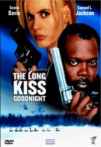 The Long Kiss Goodnight (DVD) NEU