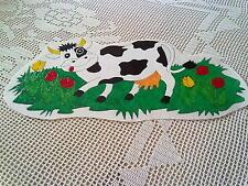 Window Color Bild Kuh auf der Wiese