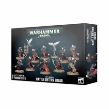Adepta Sororitas Battle Sisters Squad Games Workshop