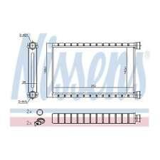 Fits BMW 3 Series E92 325i Genuine Nissens Heat Exchanger Interior Heater Matrix