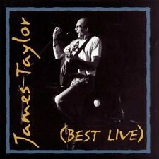 Best Live - James Taylor (1994, CD NIEUW)