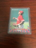 1998 Donruss Bobby Abreu Rookie Philadelphia Phillies # 318