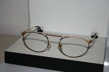 Fila Herrenbrille 6529A Original Vintage Metall Steampunk Lunettes Eyeglasses h68rUfISiV