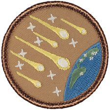 Cool Boy Scout Patrol Patch! - #602 The Meteor Shower Patrol!