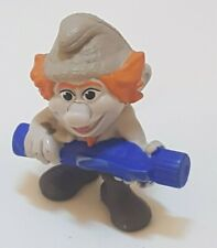 McDonalds Happy Meal toys Smurfs 2013 Hackus Troll RARE