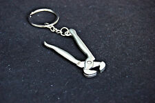 NEW tool shaped pincers ,zinc Alloy KEY CHAIN Ring Keychain, pincers gift