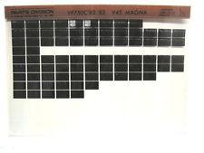 Honda VF750C V45 Magna VF750 1982 1983 Parts List Catalog Microfiche a913