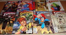 2011 Superman 32 33 34 35 36 37 38 39 1st Prints Variants DC New 52 Geoff Johns