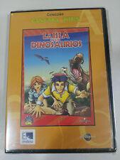 LA ISLA DE LOS DINOSAURIOS DVD ANIMACION ESPAÑOL ENGLISH NEW NUEVA