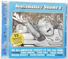 MOJO magazine 'Beatlemania Volume 2' CD w/ Four Tops, Harry Nilsson, Nina Simone