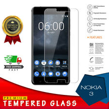 100% Real Glass Tempered Glass Screen Protector for Nokia 5