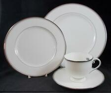 Mikasa GOTHIC PLATINUM 4 Piece Place Setting AKO18 MINT UNUSED with tags