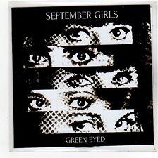 (FO476) September Girls, Green Eyed - 2013 DJ CD