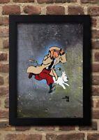 DELUXE35 Bilderrahmen 50x45 cm oder 45x50 cm Foto//Galerie//Posterrahmen