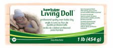 Baby Skin - Super Sculpey Living Doll - Oven-bake doll making clay 1lb (454g)