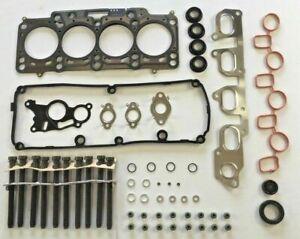 FOR VW CRAFTER AMAROK 2.0 TDi NOV 2013 On 30 35 50 HEAD GASKET SET & HEAD BOLTS