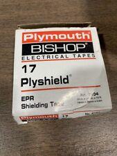 """New listing Plymouth 17 Plyshield Shielding Tape 3/4"""" x 15' B78"""