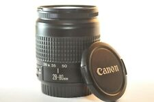 Canon EF 28-80mm f/3.5-5.6 lens FULL FRAME for EOS A2 Rebel T6 T7 5D 6D 7D 80D