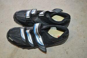 Shimano SPD SH-WM51 Womens Cycling Mountain Biking Shoes Black  Size 8.5 EU 41