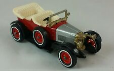 #A5 VINTAGE MATCHBOX MODEL OF YESTERYEAR 1914 PRINCE HENRY VAUXHALL MADE IN 1970