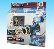 TAKARA ROCKMAN ROCK MAN EXE RS-06 AQUA SOUL Figure with Battle Chip Sonokong