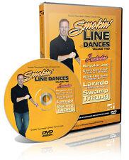 SMOKIN LINE DANCES VOL 2 Video Trautman Advanced Dancing Lessons DVD NIB
