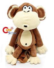 "Disney Bobby Jack Monkey Plush Doll Backpack 17"" Costume Bag"
