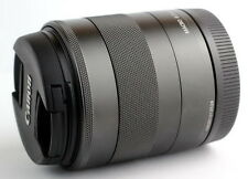 Genuine EOS M EF-M 18-55mm F/3.5-5.6 STM IS LENS for Canon EOS M EF-M Camera