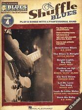 Blues Play-Along Shuffle Blues Clarinet Sax Saxophone Flute Woodwind Music Book