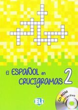 Español en crucigramas. NUEVO. Nacional URGENTE/Internac. económico. ESPAÑOL PAR