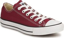 911101c5103e Converse Chuck Taylor All Star Ox Shoes Classic Chucks Low Trainers Basic  Red 1 Maroon M9691c