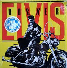 ELVIS PRESLEY - ROCKER - RCA 5182 - 50TH ANNIV. SERIES - MONO LP + HYPE STICKER