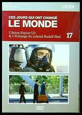 DVD Ces Jours qui ont changé le monde , Avion espion U2, Colonel Rudof Abel