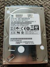 """Toshiba 320GB 2.5"""" SATA 5400RPM MQ01ABD032 Hard Drive HDD"""