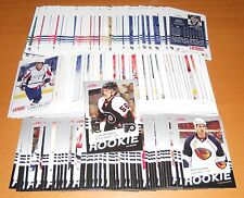 2008-09 Upper Deck Victory Complete 250 Card Set - Includes Giroux Rookie
