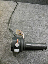 OEM Twist Throttle Grip W/ Cable & RH Switch Housing off 2006 BMW K1200R #U3374