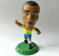 Rivaldo Brazil Corinthian Microstars Figure Green Base MC467