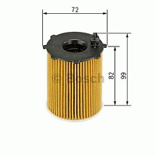Ölfilter - Bosch 1 457 429 238