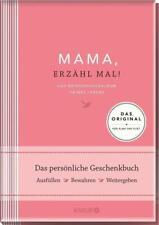 Mama, erzähl mal! von Elma van Vliet (2016, Gebundene Ausgabe) Geschenkbuch