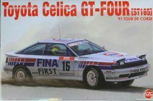 "1/24 Modern Race Car: Toyota Celica GT-Four ""91 Tour de Corse"" #24015 : PLATZ"