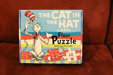 "Dr. Seuss ""The Cat in The Hat"" Large Floor Puzzle NEW"