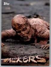The Walking Dead Season 5 Walkers  Card    #W-1