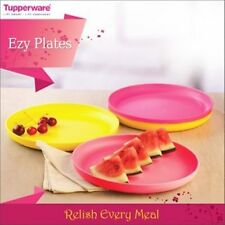 Tupperware Expression Flat Bowls - Cereal Bowls - Set Of 4 - 700 ML Each -Plates