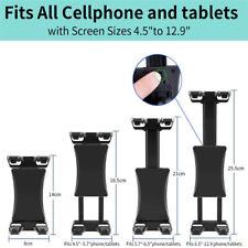 360° Car Back  Seat Headrest Mount Tablet Holder for Universal iPad Phone-
