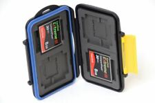 TWO Sandisk Extreme III 8GB 30MB/s CF Memory Cards w/ Waterproof Case (16GB)