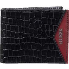 Guess Wallet Men's Rosita Bifold Leather Wallet