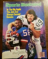 Sports Illustrated - Mark Gastineau - September 29, 1986 -(M17A)