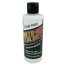 CREATEX Auto Air Airbrushing WHITE SEALER 4 oz Airbrush Painting 4001